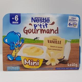 [T11 2021]Váng Sữa Nestle Pháp 6 Hộp Cho Bé Từ 6 Tháng Mẫu Mới thumbnail