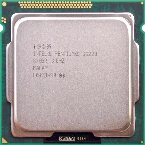 Bảng giá Bộ vi xử lý cpu G3220 - 3.0/3M mạnh mẽ Phong Vũ