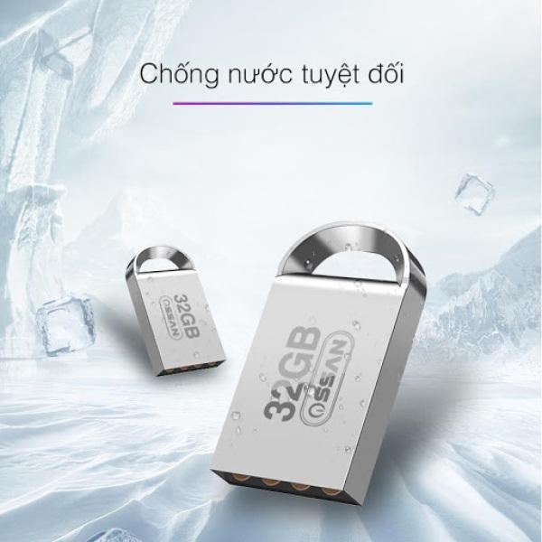 Bảng giá USB OSSAN 32GB Chống Nước- có móc khóa thông minh- USB H1 Phong Vũ