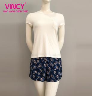 Quần ngắn nữ Vincy kate OQSK01091 thumbnail