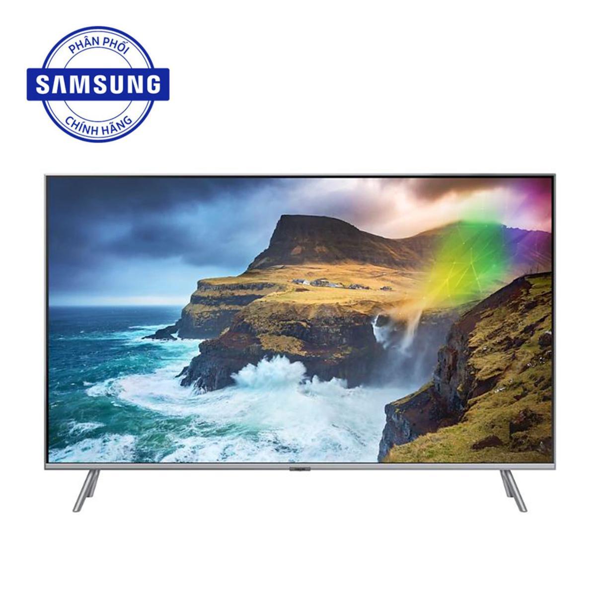 Smart TV 4K QLED 49 inch Q75RA 2019