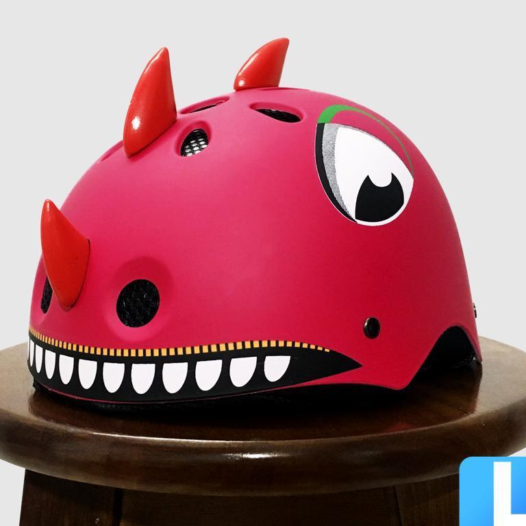 Giá bán nón bảo hiểm khủng long siêu xinh (trẻ em)