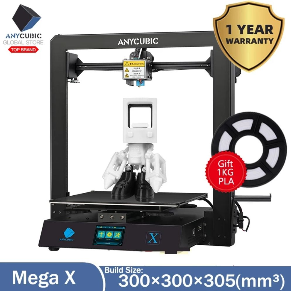 [Nhập ELAPR21 giảm 10% tối đa 200k đơn từ 99k]Máy in 3D ANYCUBIC MEGA X