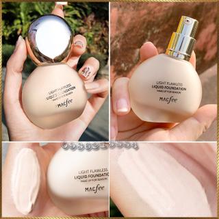 Kem nền che khuyết điểm dưỡng ẩm lâu trôi Macfee Light Flawless Liquid Foundation MLF2 thumbnail