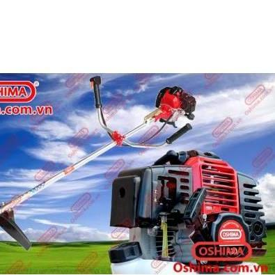 Máy cắt cỏ oshima 430 bạc