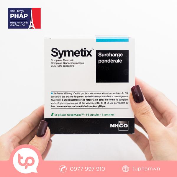 Viên Uống Giảm Cân NHCO Symetix 2x56 viên giá rẻ