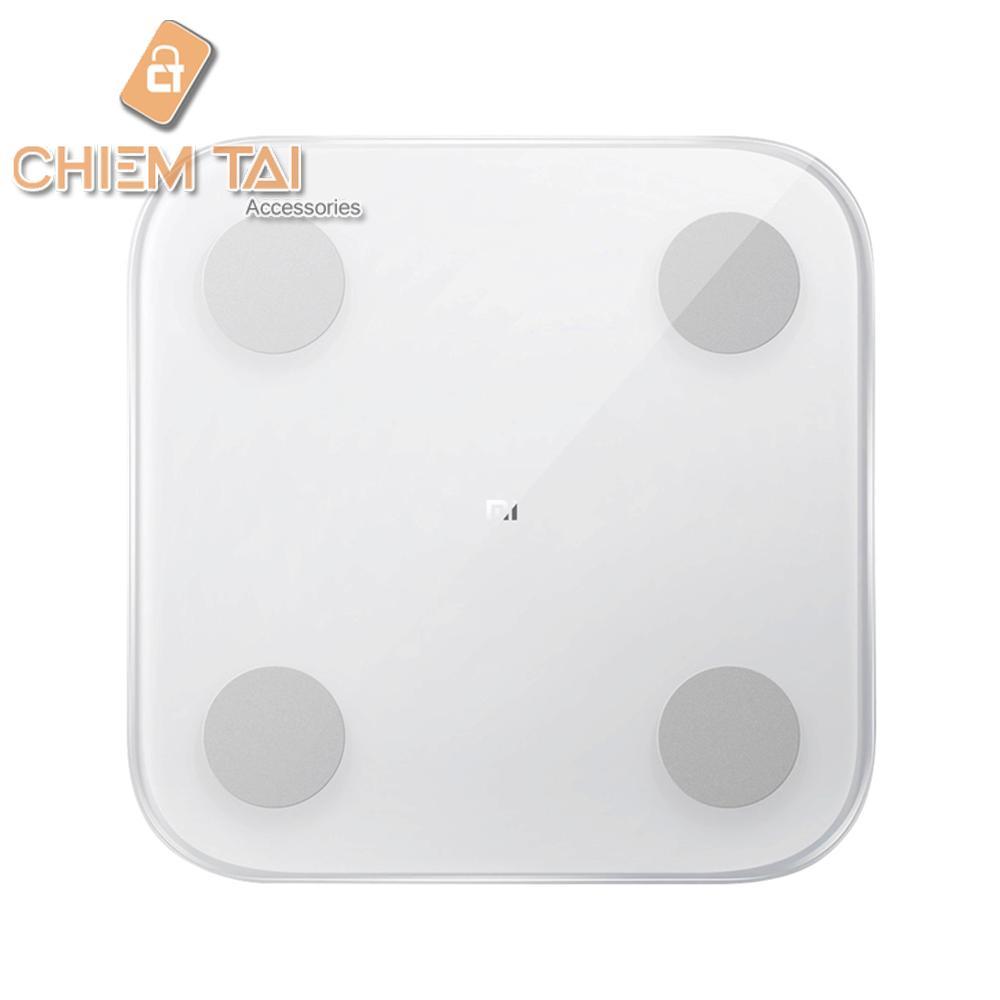 Cân điện tử thông minh Xiaomi Body Fat Scale 2 Universal (2019) nhập khẩu