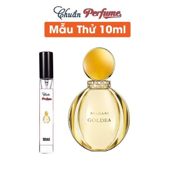 [Mẫu Thử 10ml] Nước Hoa Nữ Bvlgari Goldea EDP Chiết 10ml » Authentic Perfume