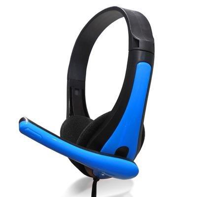 Tai nghe mini game thủ chụp tai có mic thoại thiết kế nhỏ gọn tiện lợi có 1 jack dùng tốt cho cả điện thoại , máy tính và laptop