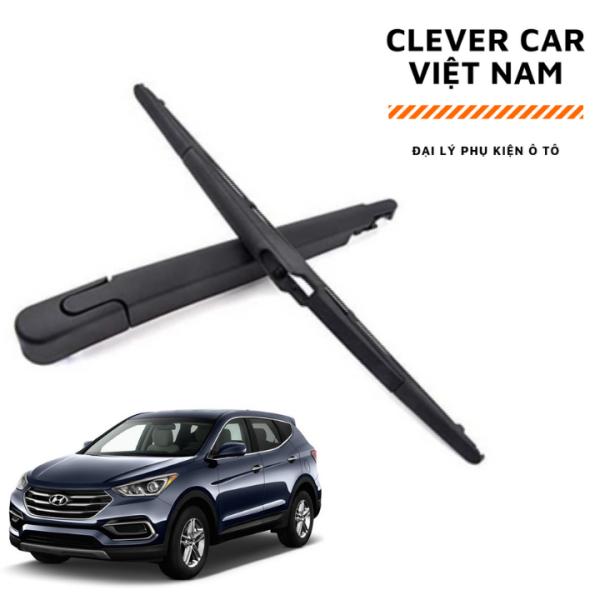 Bộ Cần Chổi Gạt Mưa Sau Cho Xe Ô Tô Hyundai Santafe 2013-2017