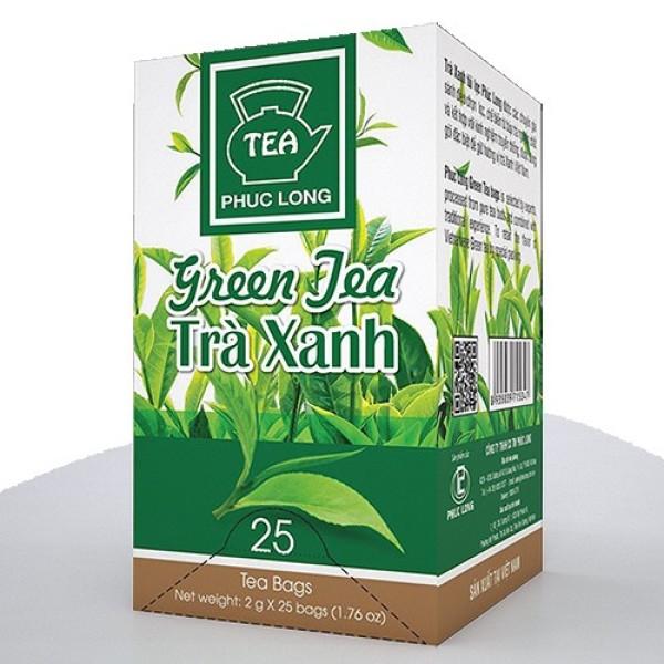 Trà Xanh Túi Lọc - Phúc Long Coffee & Tea