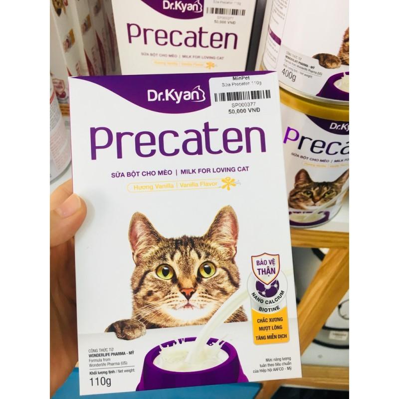 Sữa bột cho mèo Dr.Kyan Precaten Gói 110g