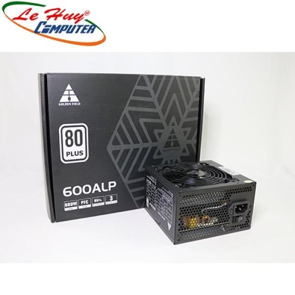 Bảng giá NguồN Máy Tính Golden Field 600Alp 600W 80 Plus - Hàng Phong Vũ