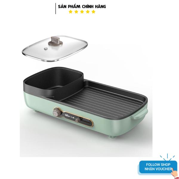 Nồi lẩu nướng DKL-C15G1 nồi lẩu nướng, bếp nướng điện đa năng