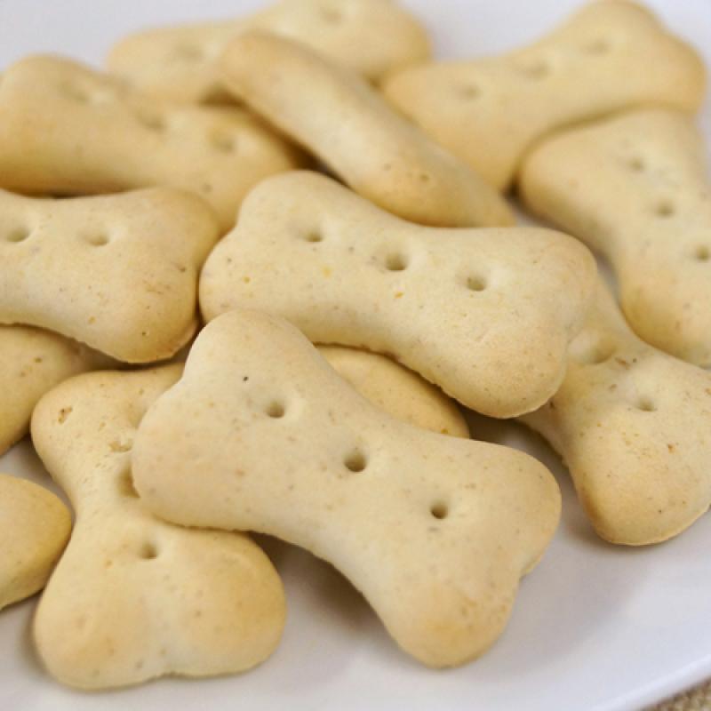 Bánh quy trứng 100g cho chó cưng DoggyMan - 82113