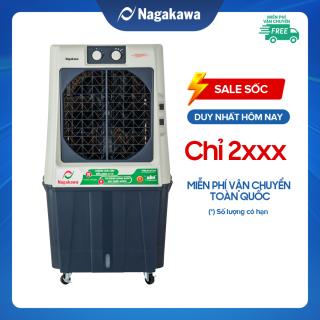 Quạt điều hòa trang bị tấm làm mát Cooling Pad - Dung tích 80 Lít Nagakawa NFC668 thumbnail