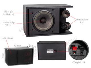 Loa Bose 301 seri III thumbnail