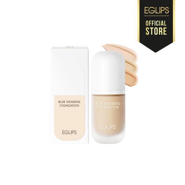 Kem nền mỏng mịn Eglips Blur Wearing Foundation ( có tông màu lựa chọn) giá rẻ