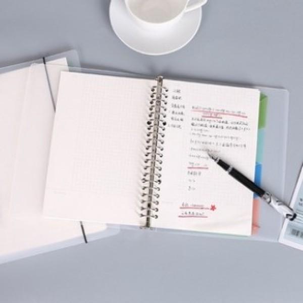 Mua Combo set sổ còng kèm giấy và tab phân trang