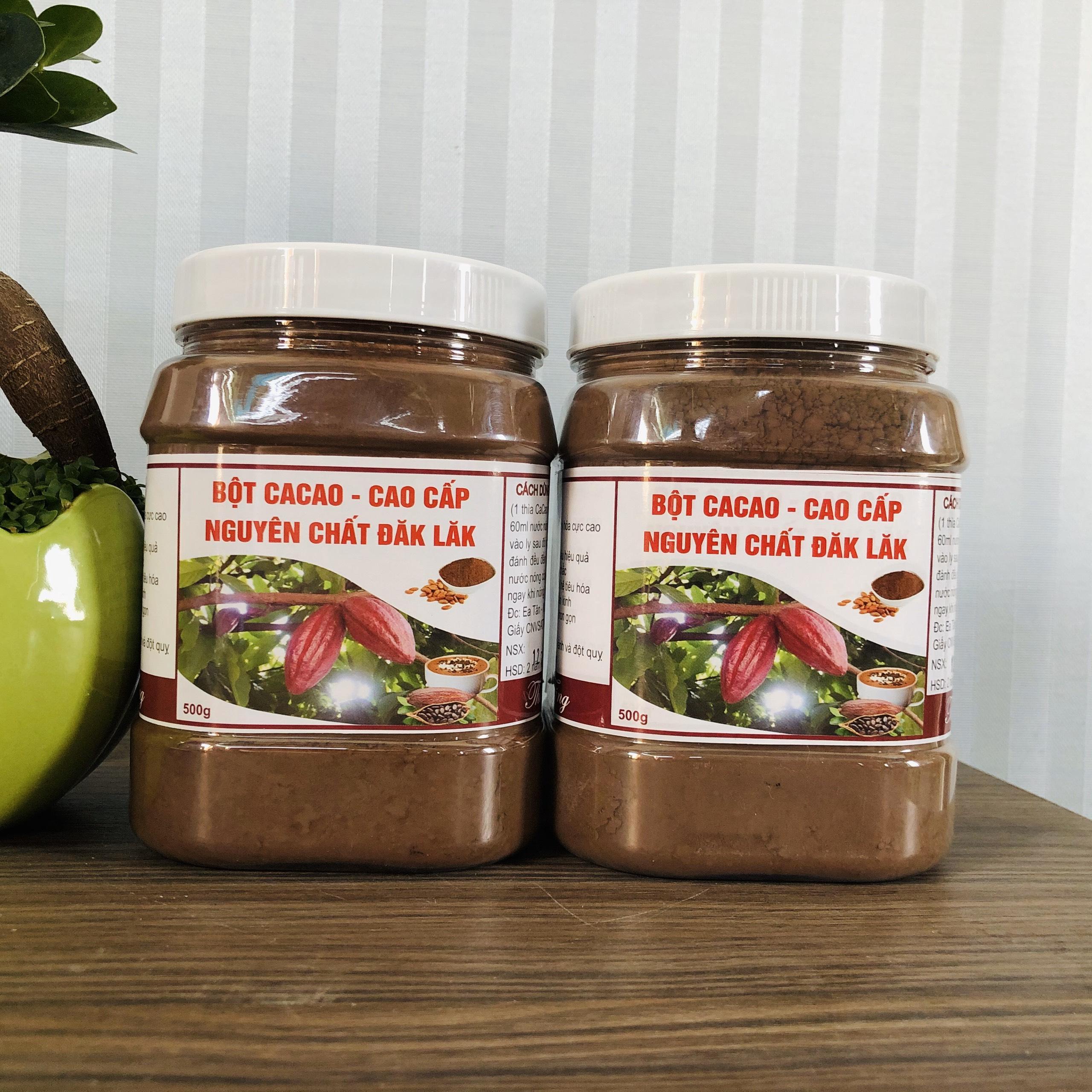 Giảm Giá Ưu Đãi Khi Mua Bột Cacao Nguyên Chất Không đường Có Thể Keto Giảm Cân (2 Hộp)