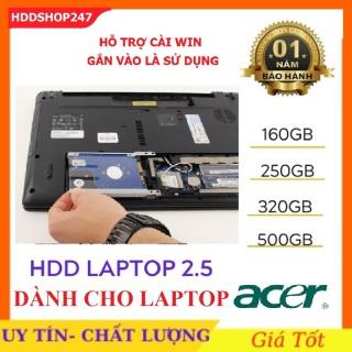 [HCM]Ổ cứng hdd 2.5 laptop ACER tháo máy bh 12 tháng 500GB320GB250GB160GB120GB thumbnail