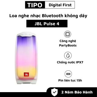 [Bản Full Đèn 360 ] Loa Blutooth JBL Pulse 4 Cao Cấp - Nghe Nhạc Công Suất Lớn 20W, Âm Thanh Phát Sáng 360 , Âm Bass Mạnh Mẽ, Treble Rời, Chơi Nhạc 12H, Chống Nước IPX7, Bluetooth V4.2, Sử Dụng Cho Máy Tính PC, Tivi, Laptop, Điện Thoại thumbnail