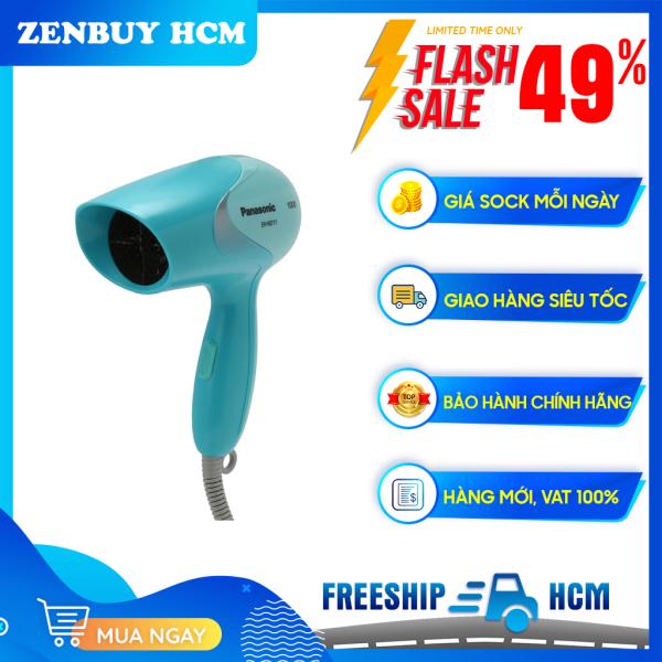 Sấy tóc Panasonic EH-ND11-A645 - Công suất: 1000W - Chế độ:Turbo sấy nhanh, mạnh giá rẻ