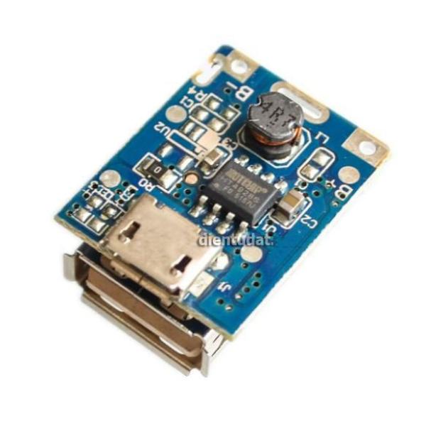 Module mạch Sạc dự phòng 1A HO-001 - DIY Pin sạc dự phòng