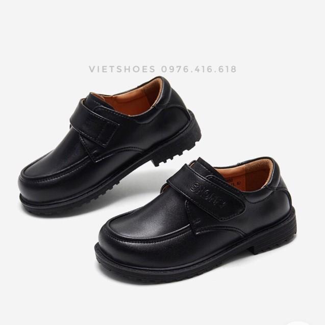 Giày da bé trai lịch lãm GBT19850 giá rẻ