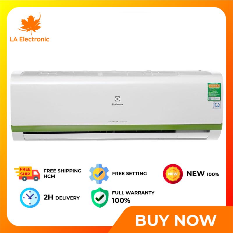 Bảng giá Trả Góp 0% - Máy lạnh Electrolux 1.0 HP ESV09CRR-C7 - Miễn phí vận chuyển HCM