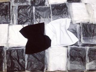 Áo Ống Hai Dây Nữ Form Ngắn Ngang Ngực thumbnail