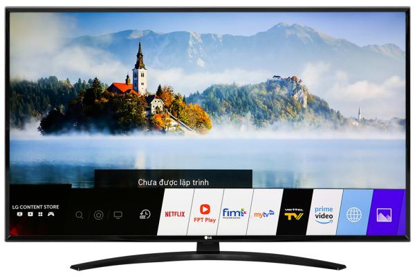 Bảng giá 49UM7400PTA Smart Tivi LG 49 Inch UHD 4K 49UM7400PTA Model 2019 - Có Magic Remote (Chính Hãng)