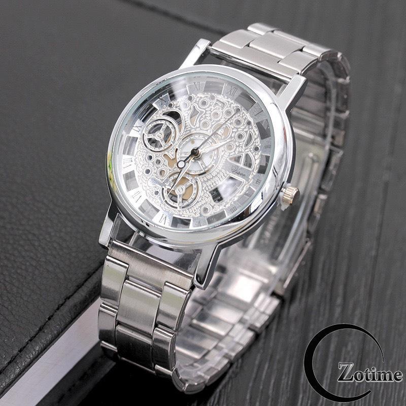 Nơi bán Đồng hồ nam dây kim loại cao cấp Modiya cực đẹp ZO102