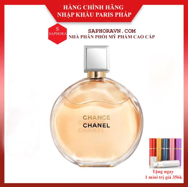 Nước hoa nữ CHANEI CC EDP 100ml-Siêu lưu hương