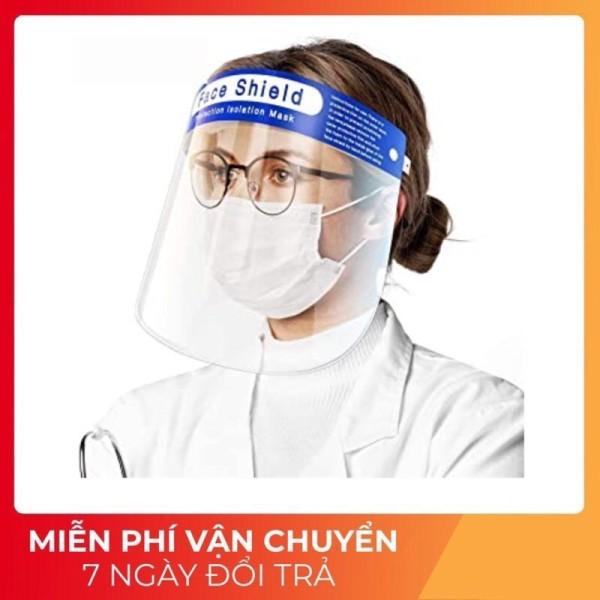 [HCM][FREESHIP ❤️] TẤM CHẮN FACE SHIELD Tấm Che Mặt Phòng Dịch Kính Chống Giọt Bắn Y Tế Face Shield Bảo Vệ Cả Gia Đình Bạn - Hàng Xịn Giá Xưởng
