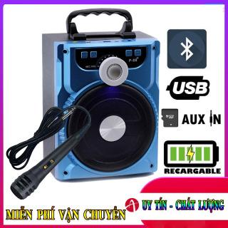 [Phiên Bản Mới 2021] TOP Loa Xách Tay - Loa Kẹo Kéo Có Mic Hát Karaoke Nghe Nhạc Bluetooth, Loa Xách Tay PROFIT P-88 , Công Suất 40W Đèn Led Thông Minh Cảm Ứng Theo Điệu Nhạc Cực Ảo. thumbnail