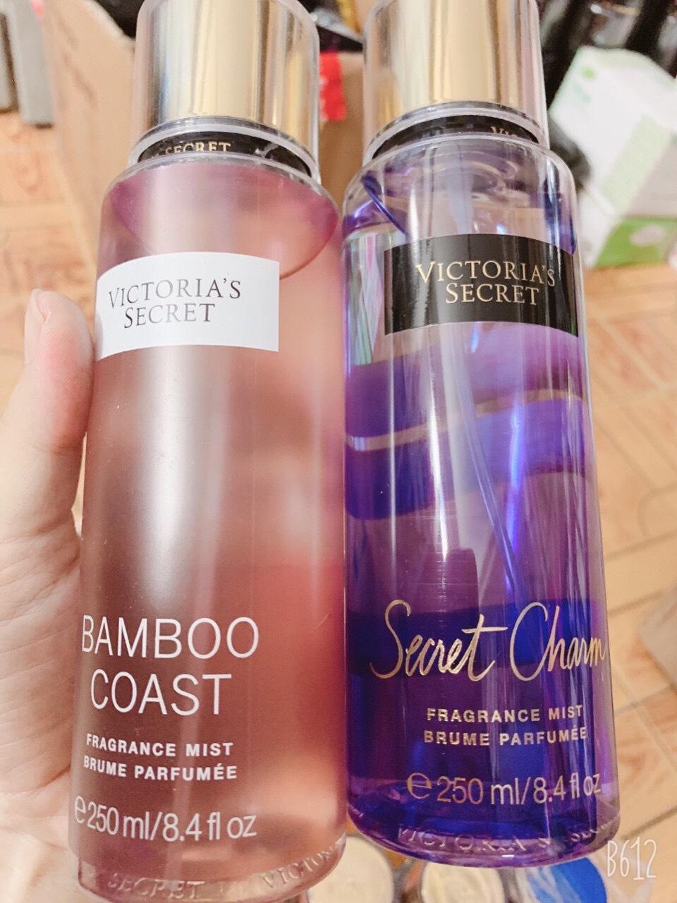 Xịt thơm body Victoria's Secret Mist 250ml (Đủ Mùi)