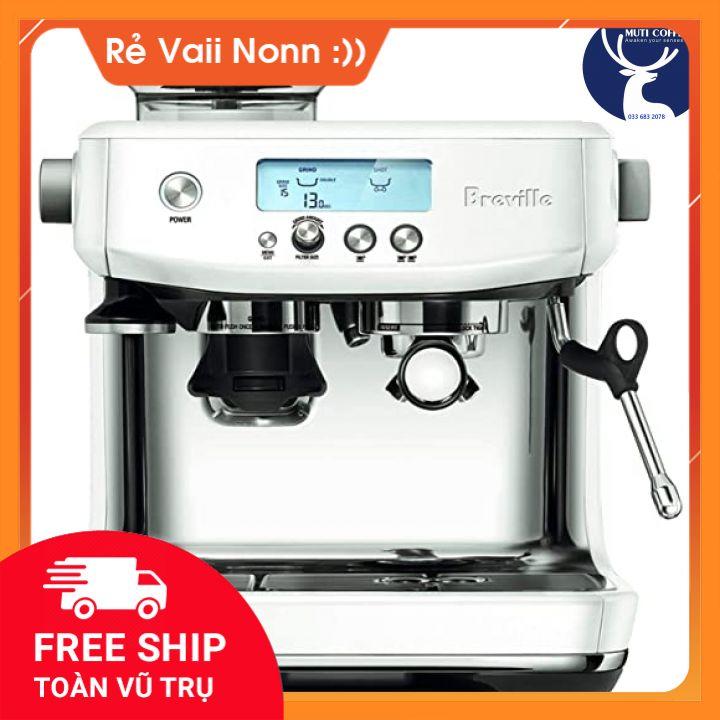 (Giá bão khai trương) Máy pha cafe 01 group Breville 878 - MutiCoffee - máy xay cà phê, máy pha cafe, máy pha cà phê, máy pha cà phê gia đình, máy pha cafe gia đình, máy cafe, máy xay pha cafe, máy pha cà phê tự động
