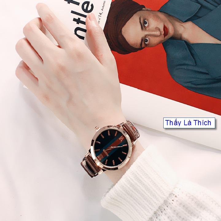 Nơi bán Đồng hồ Nữ Thấy Là Thích  đa phong cách lịch lãm - DH2019500048055079