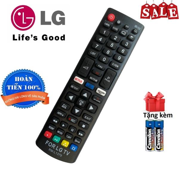Bảng giá Điều khiển tivi LG các dòng tv LG led/lcd/smart tv - Hàng mới [ tặng kèm pin ]
