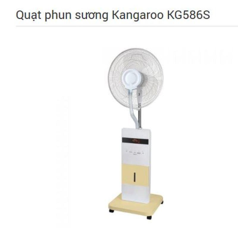 Quạt phun sương Kangaroo KG586S
