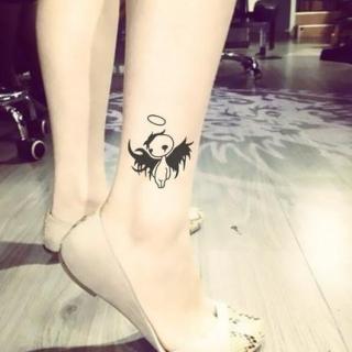[ TATTOO NỮ MINI NHỎ XINH DỄ THƯƠNG ] Hình xăm dán tatoo cá tính - miếng dán hình xăm đẹp dành cho nữ thumbnail