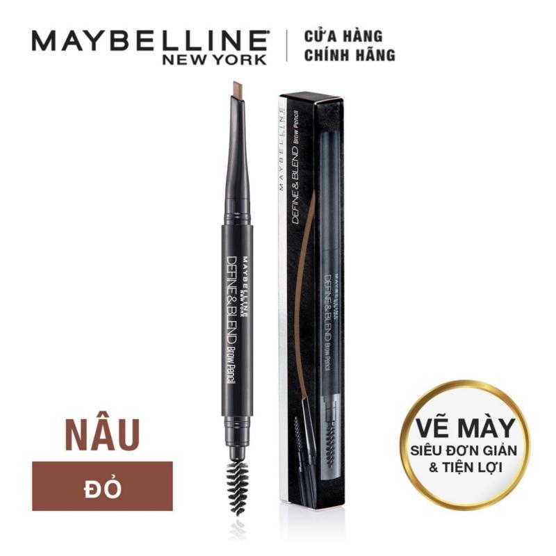 Chì Kẻ Mày Siêu Đơn Giản Và Tiện Lợi Define & Blend Maybelline New York 0.16g cao cấp