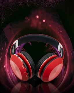 Tai nghe bluetooth thể thao Headphone 955BT-tai nghe không dây-loa siêu trầm-hỗ trợ thẻ nhớ, kết nối bluetooth điện thoại laptop-nghe nhạc thumbnail