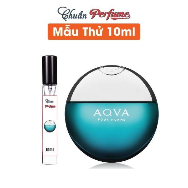 [Mẫu Thử 10ml] Nước Hoa Nam Bvlgari Aqva Pour Homme EDT Chiết 10ml » Authentic Perfume