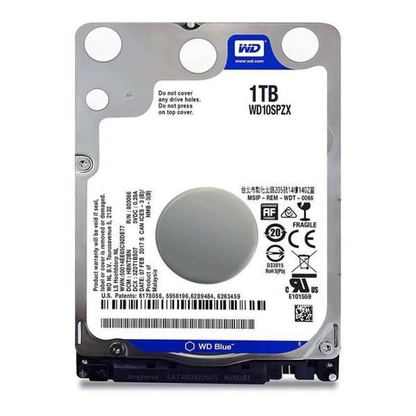 Giá Ổ cứng laptop 1TB - 500GB - 320GB 2.5 inch SATA - Bảo hành 12 tháng
