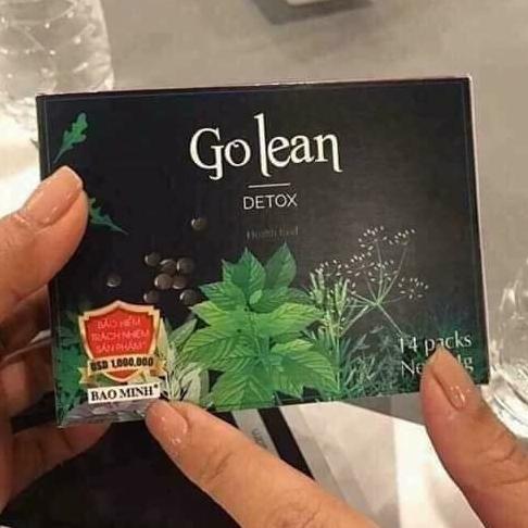 1 GOLEAN có tem bảo hiểm bảo Minh chính hãng nhập khẩu