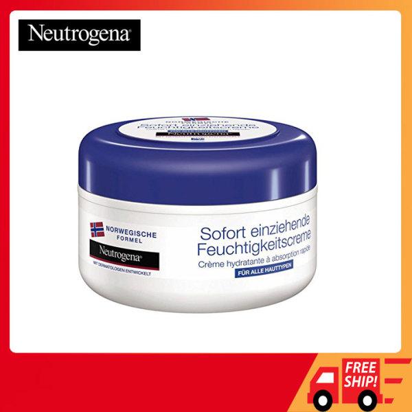 Kem dưỡng ẩm Neutrogena Deep Moisture Sofort einziehende Feuchtigkeitscreme Đức 200ml, Kem nẻ Neutrogena Đức giá rẻ