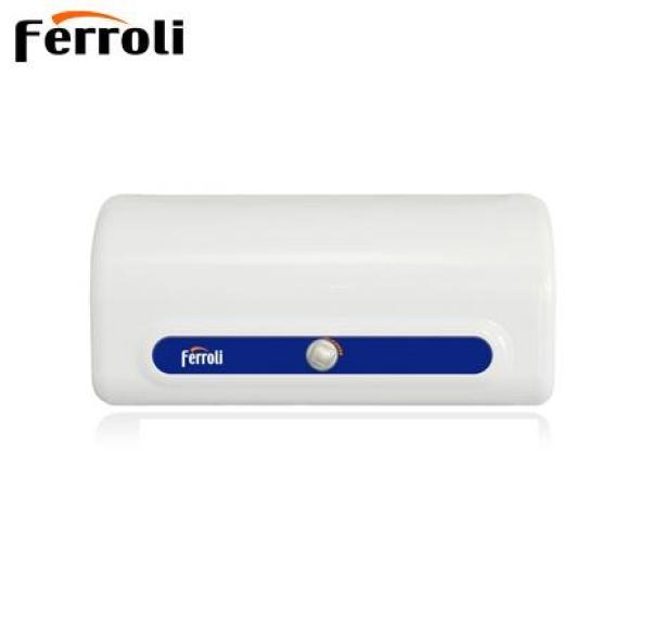 Bảng giá Bình nước nóng gián tiếp Ferroli QQ Evo AE 30- Thanh đốt siêu bền