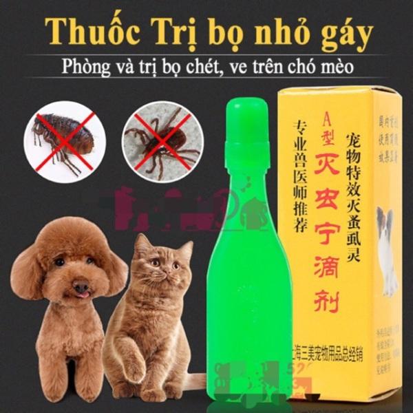 Nhỏ gáy China cho chó mèo, sản phẩm đa dạng, chất lượng tốt, đảm bảo cung cấp mặt hàng đang dược săn đón trên thị trường